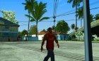 Гангстерская походка для GTA San Andreas вид сзади слева