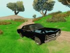 Pontiac GTO 1965 (crow edit) for GTA San Andreas side view