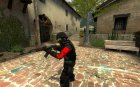 painted ct_urban (painted heart on heart place) for Counter-Strike Source top view
