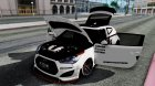 Hyundai Veloster Turbo 2013 Capruk Works Kit для GTA San Andreas вид сверху