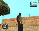 Пак удобного оружия for GTA San Andreas right view