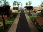 Новый Grove Street for GTA San Andreas left view