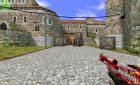 Red Deagle for Counter-Strike 1.6 rear-left view