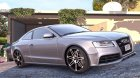 Audi RS5 2011 1.0 for GTA 5 inside view