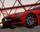 Mercedes-Benz SLS AMG Black Series 2013 для GTA San Andreas