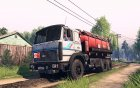 МАЗ 6317 6X6 for Spintires 2014 left view