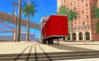 Coca Cola Trailer for GTA San Andreas rear-left view