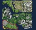 Whetstone show v1.2 для GTA San Andreas вид сверху