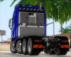 Volvo FH Euro 6 HEAVY 8x4 for GTA San Andreas