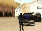 M4 from SWAT Movie (2003) for GTA San Andreas inside view