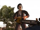 "Leatherface ""Texas Chainsaw Massacre"" для GTA San Andreas вид сзади"