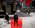 Форма полиции Сан-Франциско для GTA 4 вид сверху