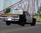 Dodge Monaco 1974 RCSD Non Sticktop/No Lights Version для GTA San Andreas