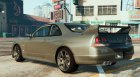 Nissan Skyline R33 GTR HQ for GTA 5 rear-left view