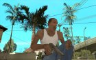 Тульский Токарев - ТТ для GTA San Andreas вид сзади слева