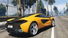 McLaren 570 S 0.8 for GTA 5 right view