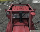 Кировец K-701 Dunkelrot for Farming Simulator 2013 top view