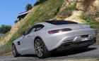 2016 Mercedes-Benz AMG GT v2.2 for GTA 5 left view