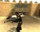 Black Panther 1337 для Counter-Strike Source вид сверху