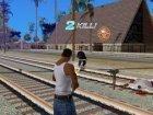 CSO Killer Effect для GTA San Andreas вид сзади слева