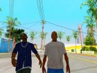 ENB Series for medium and high pc for GTA San Andreas inside view