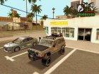 Облегченный пак машин for GTA San Andreas back view