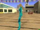 Tekken TT2 Lili Zero Suit for GTA San Andreas top view