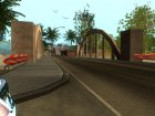 Улучшенный Grove Street и Вокзал LS для GTA San Andreas вид справа