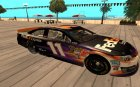 Toyota Camry NASCAR Sprint Cup 2013 for GTA San Andreas top view