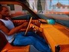 Dodge Aspen Custom для GTA San Andreas вид сверху