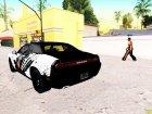 Dodge Challenger SRT8 Hemi Drag-Tuning for GTA San Andreas rear-left view