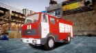 MAZ 533702 Firefighter Lipetsk