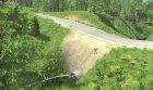 Русские Дороги для BeamNG.Drive вид сзади
