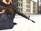 M16A2 Bullpap for GTA San Andreas inside view