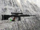 PSG1 Sniper Rifle for GTA San Andreas left view