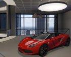 Arrinera Hussarya (Polish Supercar) 6.0 for GTA 5 side view