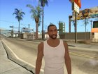 Carl Johnson INSANITY for GTA San Andreas top view