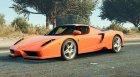 Ferrari Enzo 4.0 for GTA 5 left view