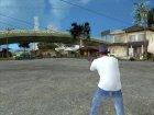 Фиолетовый цилиндр из GTA V Online for GTA San Andreas inside view