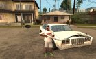 Damaged cars from GTA SA Mobile