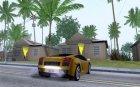 2006 Lamborghini Gallardo for GTA San Andreas rear-left view