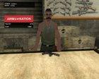 Пак оружия GTA 5 для GTA San Andreas вид сверху