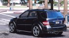 Mercedes-Benz ML Brabus 2009 «Monoblock Q» for GTA 5 side view