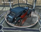Citroen Traction 11B for Mafia: The City of Lost Heaven top view