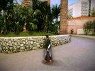 Новый стиль для Томми for GTA Vice City rear-left view