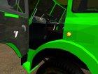 МАЗ 503 ассенизатор для GTA San Andreas вид изнутри
