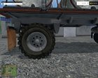 HW Water Milk Barrel V 1.0 for Farming Simulator 2015 side view