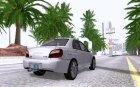 Subaru Impreza WRX STi for GTA San Andreas top view
