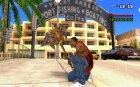 Топор из Devil May Cry 4 для GTA San Andreas вид слева