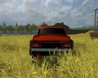 Ваз 2106 для Farming Simulator 2013 вид сзади слева